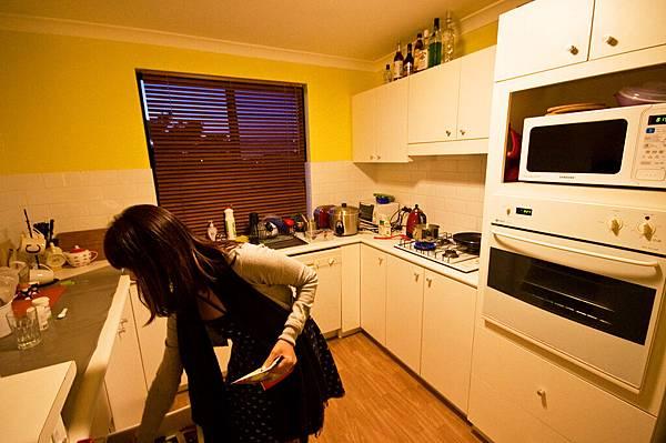 廚房也很棒
