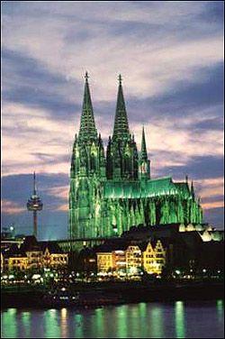 德國科隆大教堂.bmp