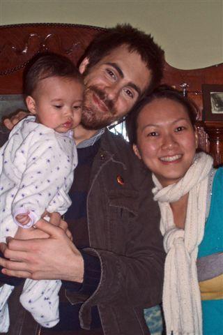 Joon,Kim's bf &Mommy
