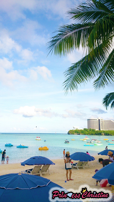 碧海藍天沙灘1