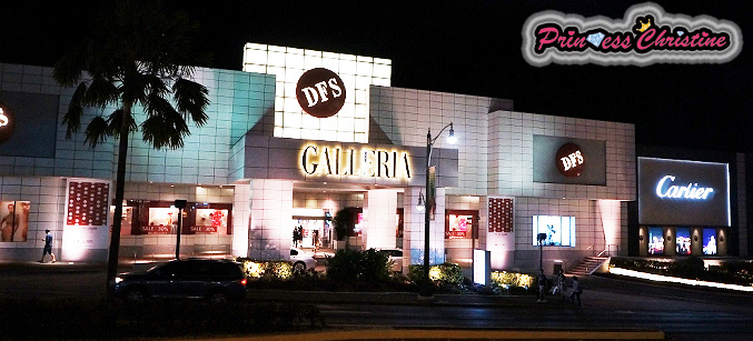 Night Mall 02243