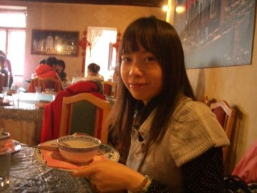 很美的瓷碗