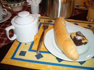 每天早上必吃的法國麵包