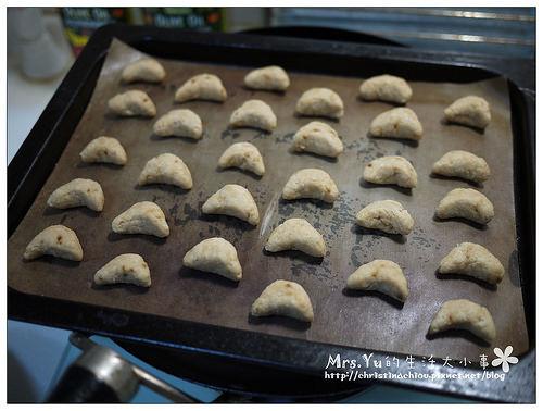 月亮豆渣餅乾