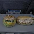 一樣難吃的三明治