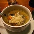 湯有米粉很好喝