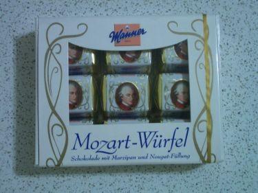 莫札特巧克力