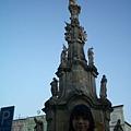 英吉夫的黑死病紀念塔