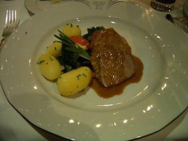 主餐--豬肉