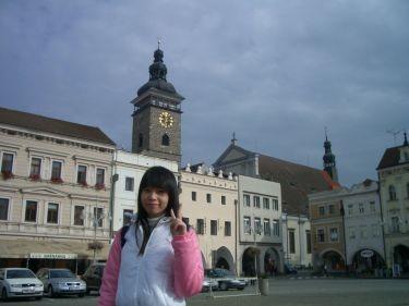 巴德傑維契的廣場
