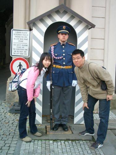 皇宮的衛兵