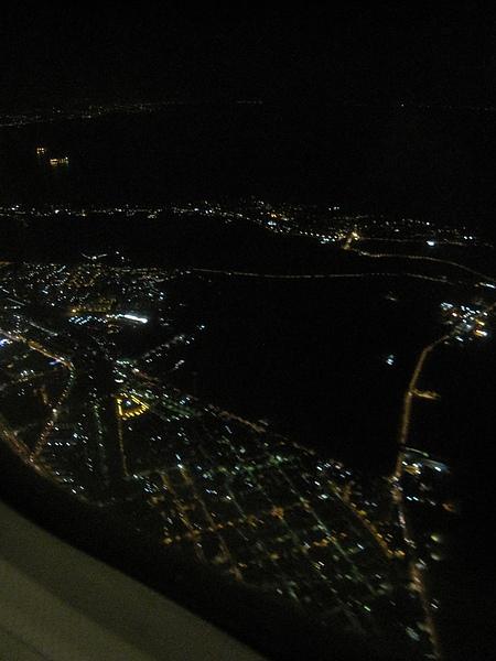 拿波里的夜景
