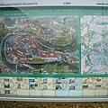 城堡區的地圖