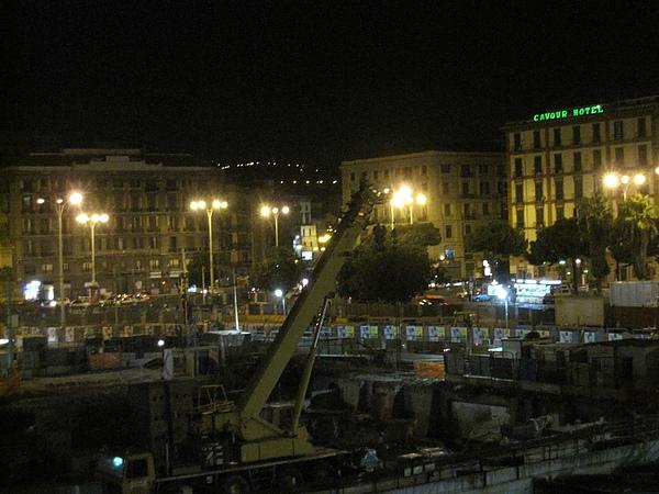 拿波里是全義大利治安最不好的地方