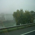 霧茫茫的奧地利