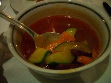 此行我覺得最好喝的湯~