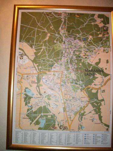 瑪麗安斯凱的地圖