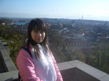 俯視布拉格
