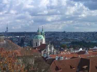 布拉格-百塔之城