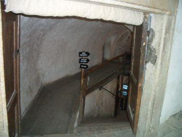 城堡的地窖