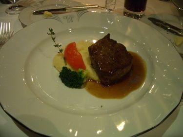 主餐--牛肉