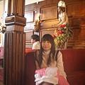 玫瑰飯店大廳