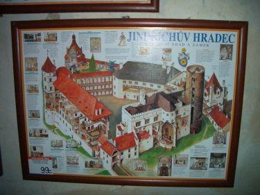 城堡的地圖