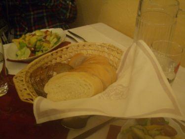 午餐時間~麵包