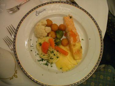 主餐1--鮭魚