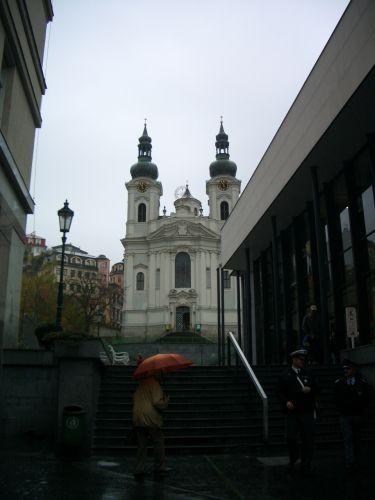 這裡也有教堂
