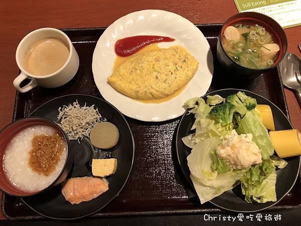 新阪急飯店早餐0