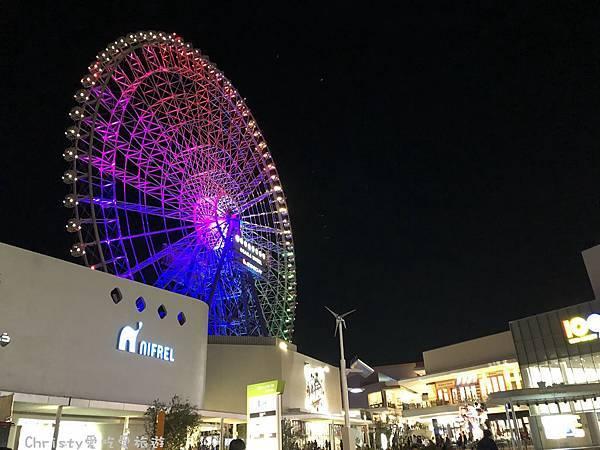 【大阪。萬博紀念公園站】EXPOCITY14