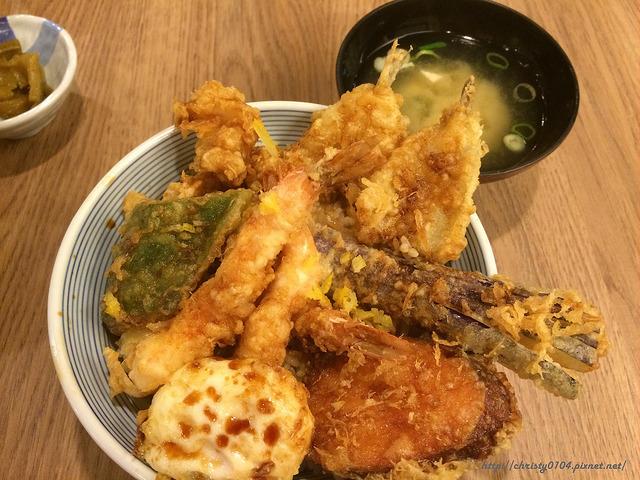 台北東區餐廳-天吉屋丼飯
