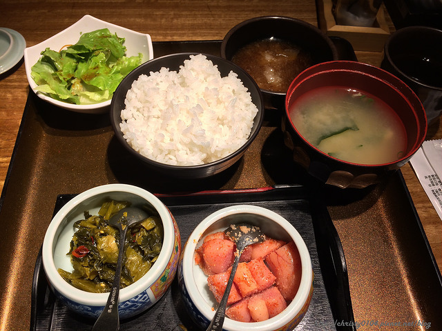 台北阪急百貨餐廳-明太子吃到飽