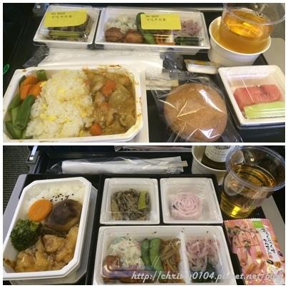 全日空(ANA)飛機餐