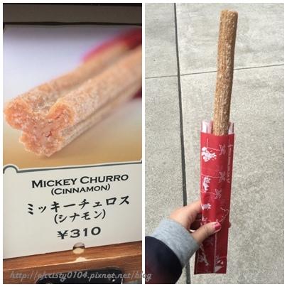 東京海洋迪士尼-米奇吉拿棒