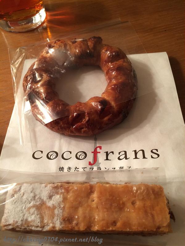 東京新橋-cocofrans燒菓子
