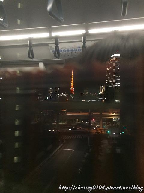 東京自由行-百合海鷗號
