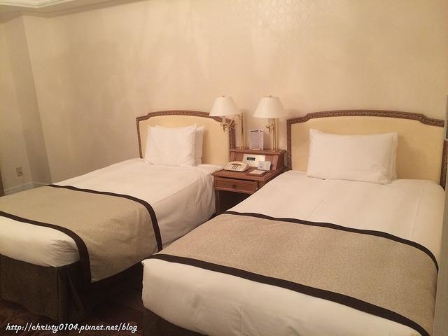 東京自由行-格蘭太平洋飯店