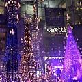2018汐留Caretta聖誕燈飾5