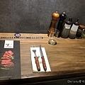【台北牛排推薦。忠孝敦化站】Totsuzen Steak 現切現煎以克計價濕式熟成牛排3-1