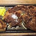 【台北牛排推薦。忠孝敦化站】Totsuzen Steak 現切現煎以克計價濕式熟成牛排10