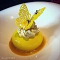 侯布雄-熱帶水果風味起司蛋糕