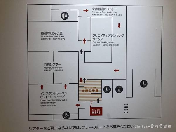 【日本神奈川。橫濱】日清杯麵博物館5