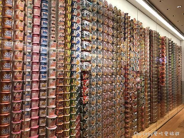 【日本神奈川。橫濱】日清杯麵博物館6