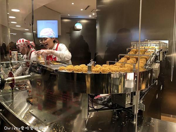【日本神奈川。橫濱】日清杯麵博物館17