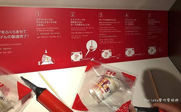 【日本神奈川。橫濱】日清杯麵博物館23