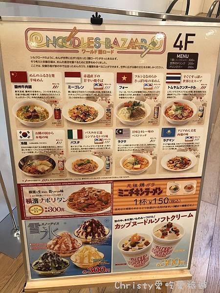 【日本神奈川。橫濱】日清杯麵博物館30