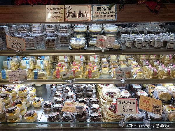 【東京。上野】Domremy Outlet-NG甜點 4