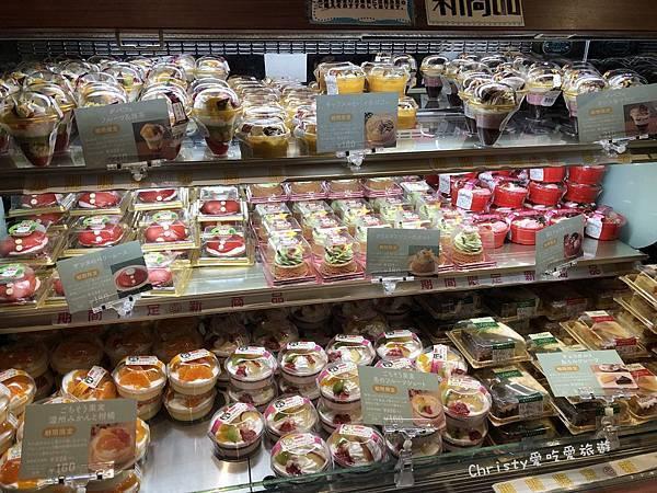 【東京。上野】Domremy Outlet-NG甜點 2